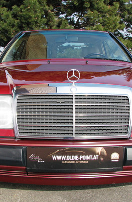 Mercedes 320 CE, W124 Coupe,