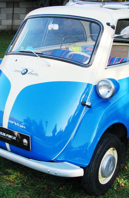 BMW ISETTA EXPORT 300