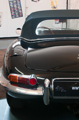 Jaguar E-Type Roadster 4.2