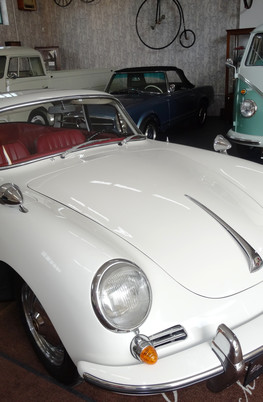 Porsche 356B Karmann Hardtop Coupe; Baujahr 1961; PS60