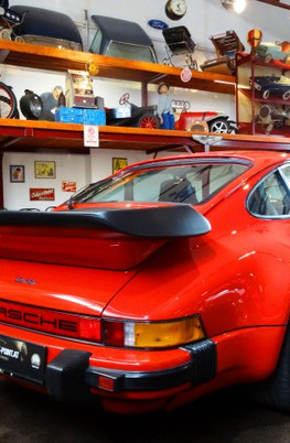 Porsche 911, 930 Turbo 3.3 Coupe